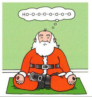 A Yogi's 'Twas the Night Before Christmas'