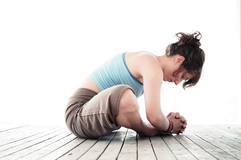 Chill out with Yin Yoga
