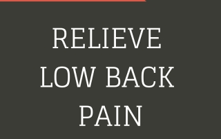 A Pose for Your Woes: Relieve Lower Back Pain