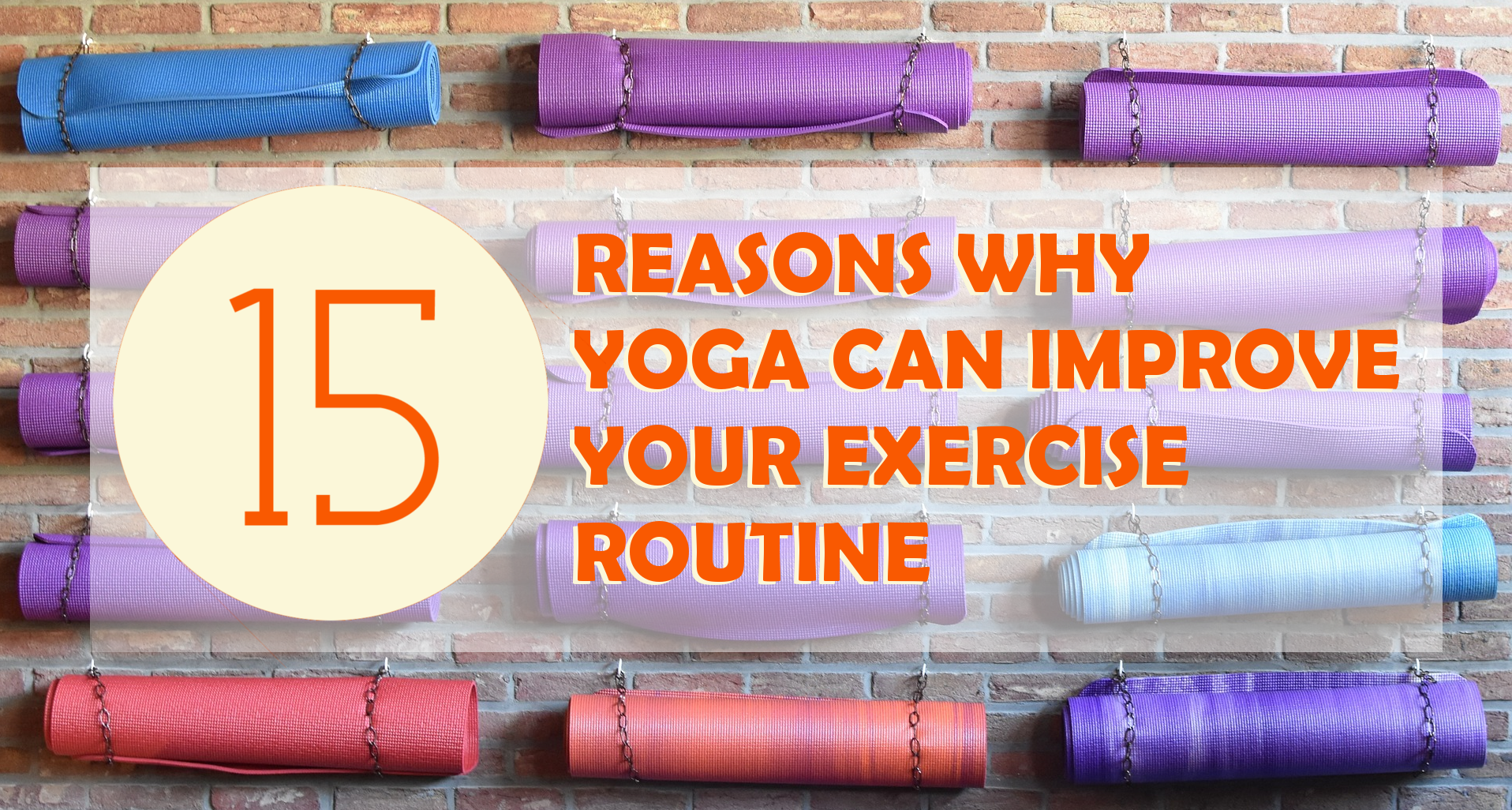 15 Reasons Why You Should Add Yoga to Your Exercise Routine