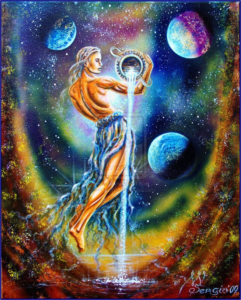 Aquarius Full Moon (8/18/16): Be the Force for Change In The World