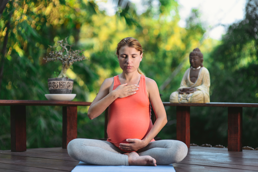 Practicing Yoga During Pregnancy