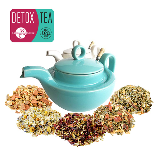 Conscious Cleanse Tea Collection