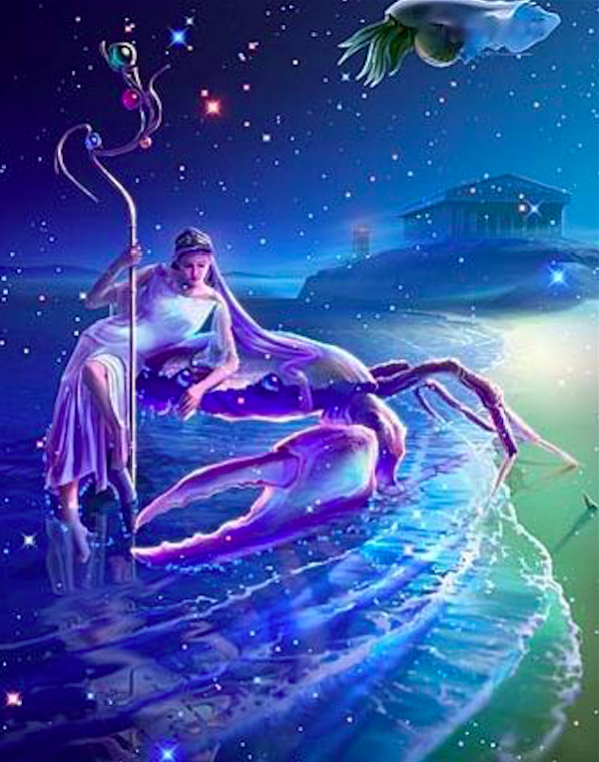 Cancer New Moon (7/4/2016)- Diving Into the Shadow: Finding Meaning In Our Greatest Gifts
