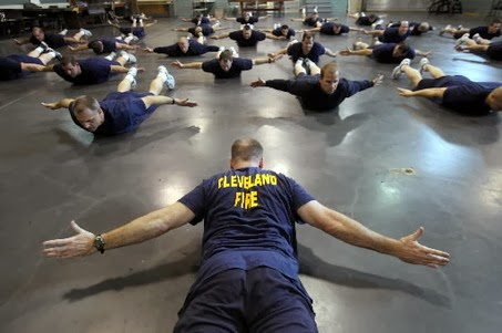 Yoga for Firefighters and Physically Demanding Jobs: Shoulder Edition, Part 2