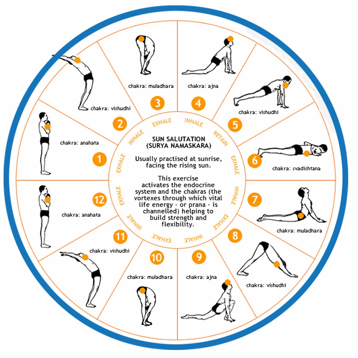 Six Benefits of Sun Salutations