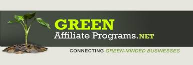 Green affiliate program management