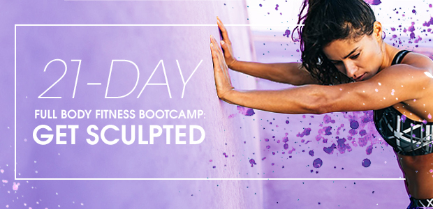 21-Day Full Body Fitness Bootcamp