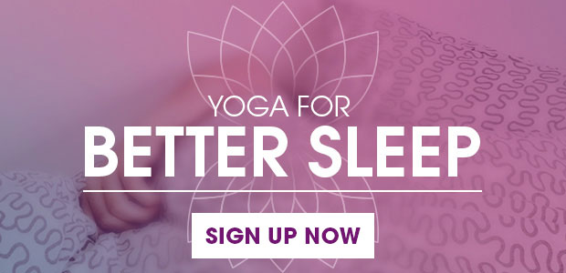online yoga for sleep program