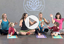 Parent & Toddler Yoga