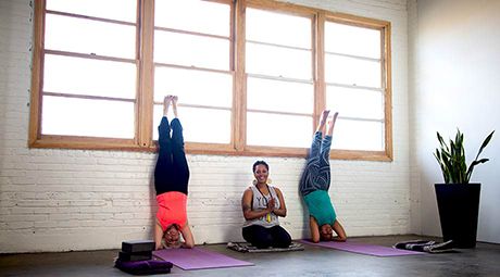 online yoga technique workshops  download or stream
